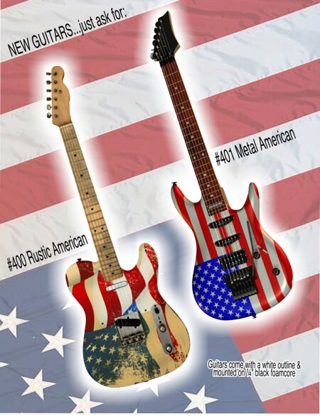 All American Guitars