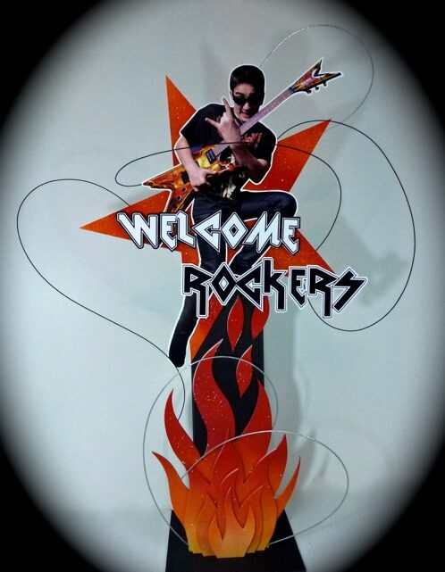 Welcome Rockers